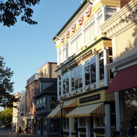 Newport, RI soda stop
