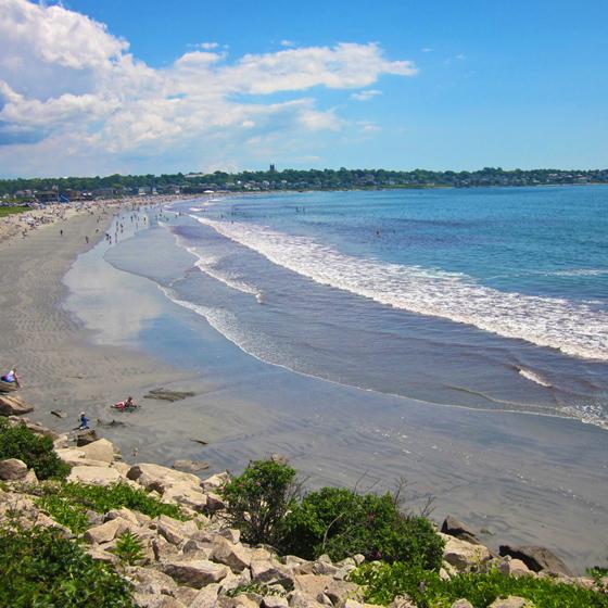 Beaches-Ocean